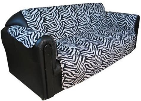 Zebra Couch Cover Whereibuyit Com