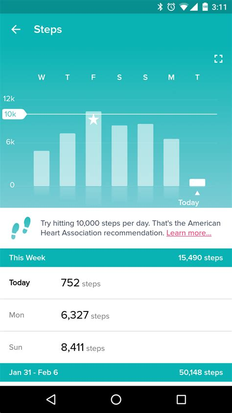 fitbit app for android fitbit charge hr review