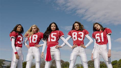 s day s secret superbowl ad the sexiest football puns in the s secret