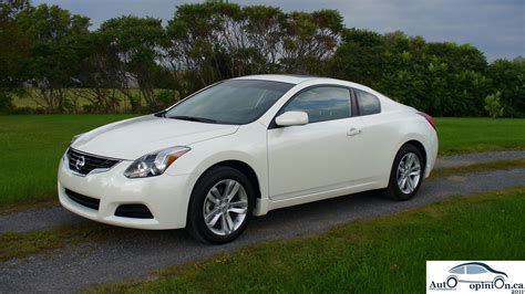 nissan coupe 2012 auto opinion ca essai routier nissan altima coupe 2012