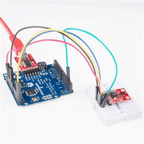 Rgb And Gesture Sensor Apds 9960 apds 9960 rgb and gesture sensor hookup guide learn sparkfun