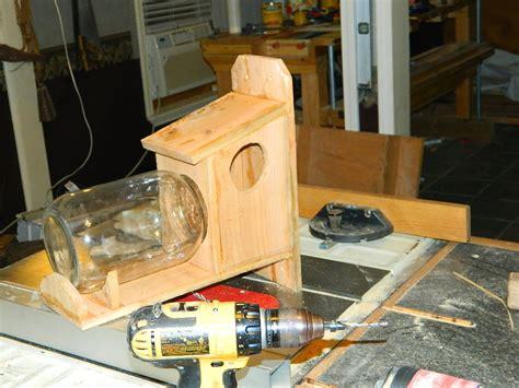 a simple squirrel feeder by eddie lumberjocks com