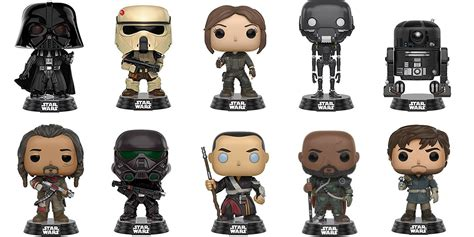 Funko Pop Wars Rogue One No 139 Captain Cassian Andor funko pop wars rogue one set of 10 sure thing toys