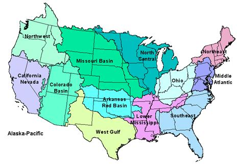 river map of united states united states map with major rivers system pictures to pin