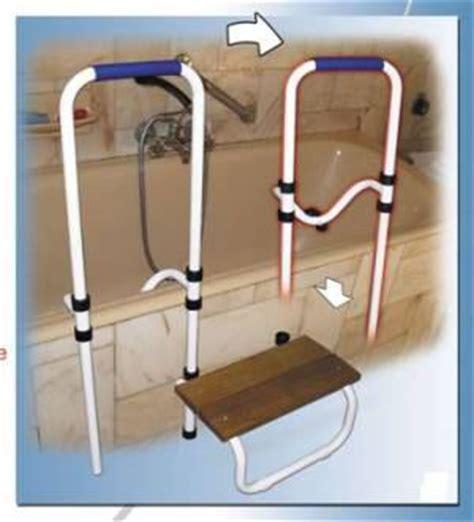 marche pied pour baignoire marche pieds cadre d appui reglable pour baignoire neuf ebay