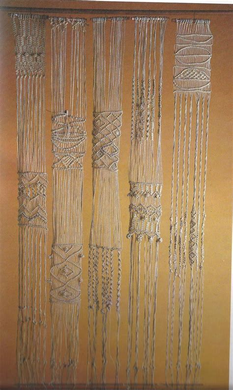 Macrame Room Divider 1000 Ideas About Macrame Curtain On Pinterest Macrame Beaded Curtains And How To Macrame