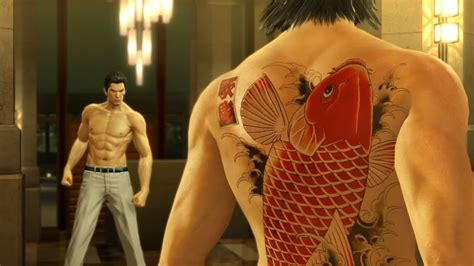 yakuza nishiki tattoo the tattoos of yakuza kotaku uk