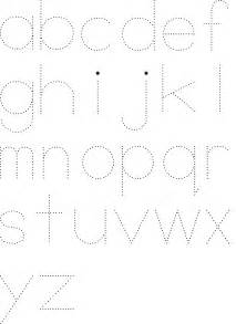 learn to print the alphabet lowercase letters