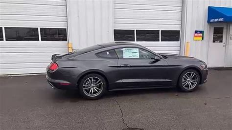 2016 Ford Mustang Ecoboost 2 3l magnetic 2016 mustang ecoboost 100a 2 3l automatic