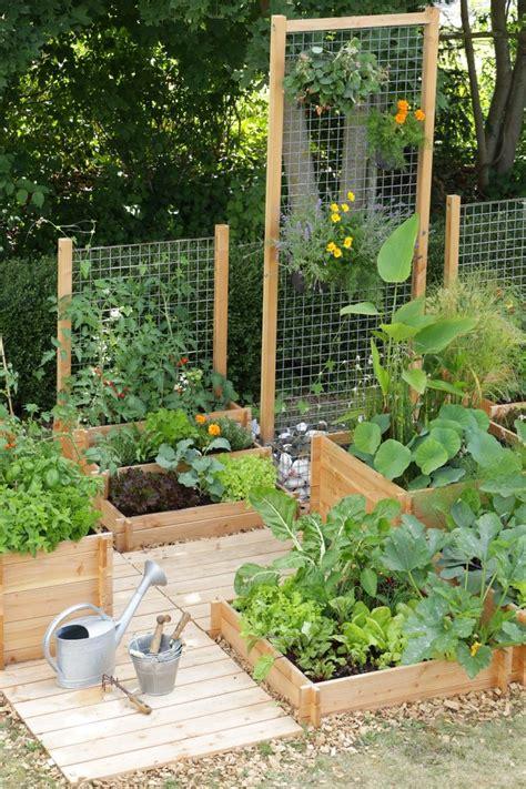 Vertical Garden Beds 10 Ways To Style Your Own Vegetable Garden