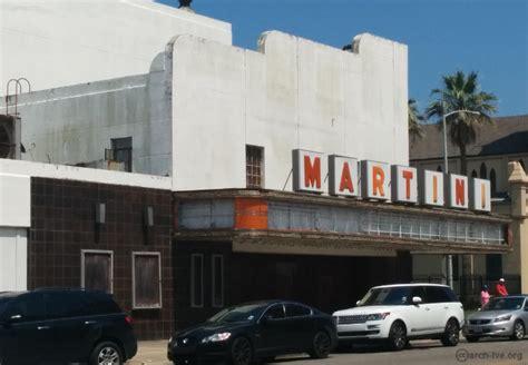 martini theater galveston  arch ive
