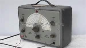 Alternating Current Machines Af Puchstein af rf signal generator 67a equipment electrical