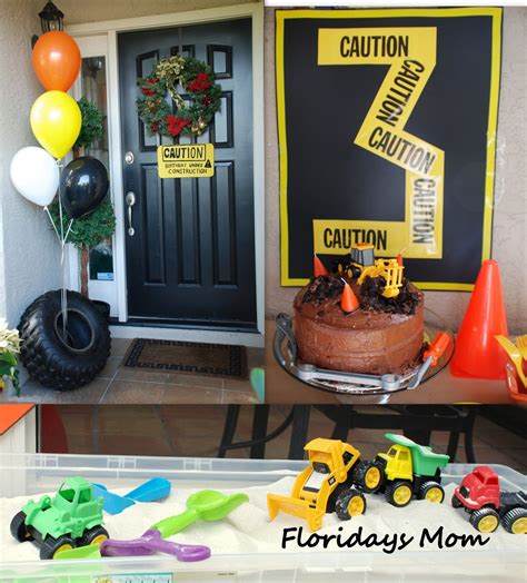 jeep decorations construction birthday decorations or do a jeep theme my
