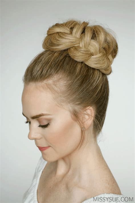 High Buns Hairstyles by 9 Sweet Beautiful Ballet Buns For And