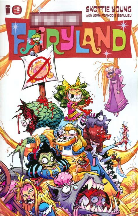 i fairyland 2015 image comic books