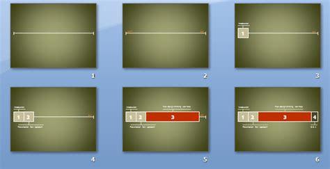 zen design powerpoint create a timeline agenda in presentationzen style