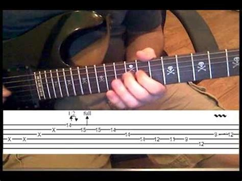 comfortably numb lesson comfortably numb solo lesson cover w tab youtube