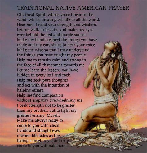indian prayer traditional american prayer endless light and