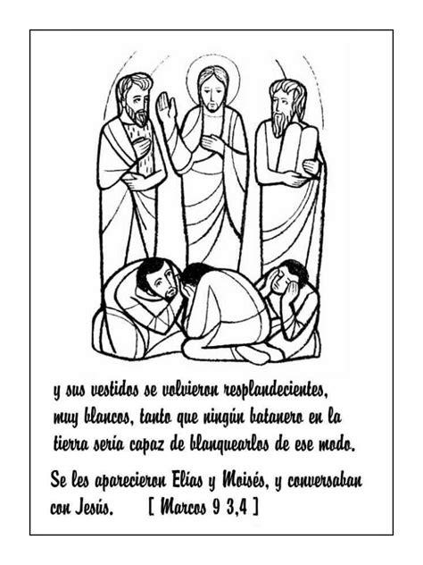 imagenes biblicas para colorear de moises para ni 241 os pintar dibujos b 237 blicos