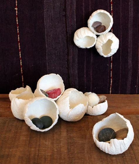 How To Make Paper Clay - paper clay barnacles make