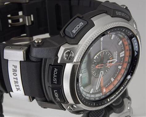Casio Protrek Prw 5000 1er montre casio prw 5000 1er