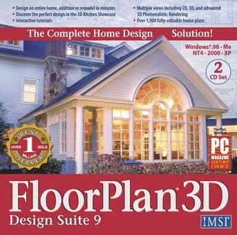 floorplan 3d home design suite 9 free floorplan 3d design suite 9 2 cds 798936834942 14 95