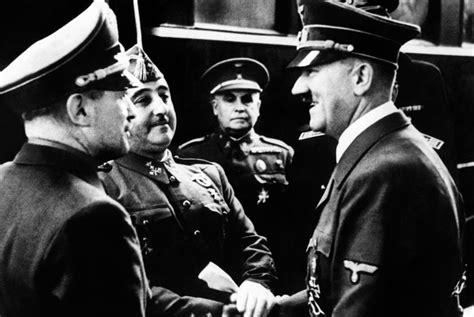 adolf hitler biography espanol entrevista franco hitler hendaya francia 23 10 1940