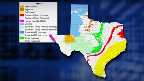 texas underground water maps in drought stricken texas hunt for water heads deeper underground pbs newshour
