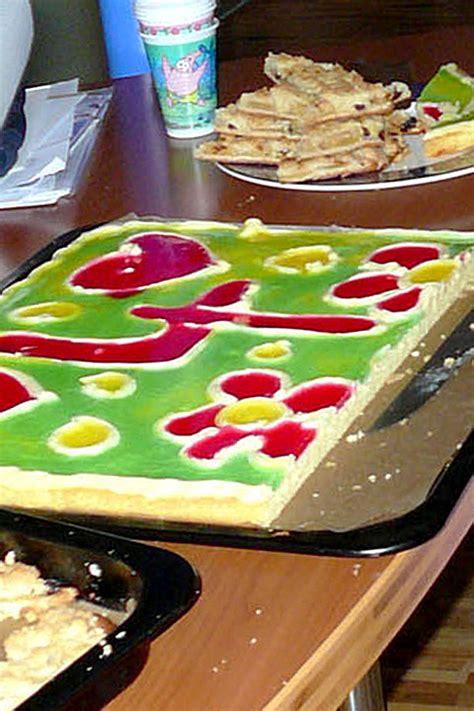 wackelpudding kuchen kindergeburtstag th 252 ringer paradieskuchen rezept mit bild antahe