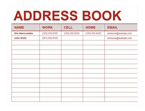 address book template word index of wp content uploads 2013 07