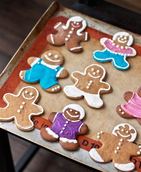gingerbread cookie decorating ideas gingerbread cookies recipe from my own ideas