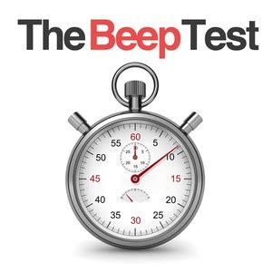 beep test the beep test on spotify