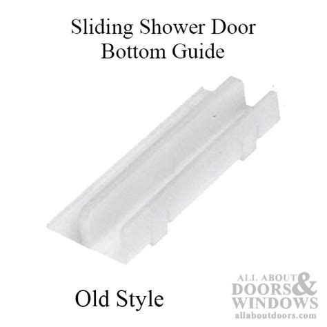 Doors Guide Sliding Shower Door Guide
