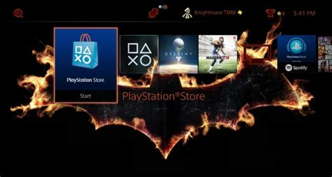 ps4 themes order check out batman arkham knight s ps4 theme psn exclusive