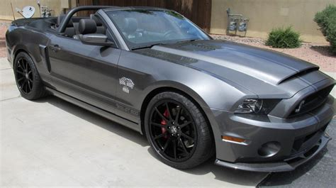 shelby gt signature edition super snake  sale