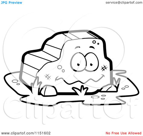 Coloring Page Rocks by Boulders Clipart Clipart Panda Free Clipart Images