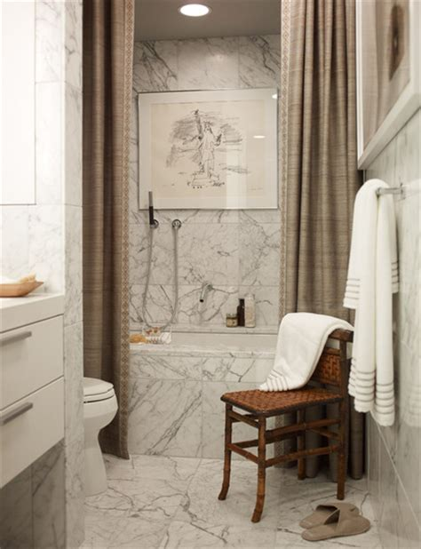 masculine bathroom shower curtains modern masculine bathroom design with white marble tiles