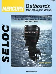 Boat Manual Boat Motor Manuals Repair Wiring Diagrams