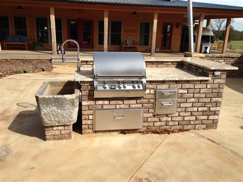 small grills for kitchen small kitchens bbq islands fireside outdoor kitchens