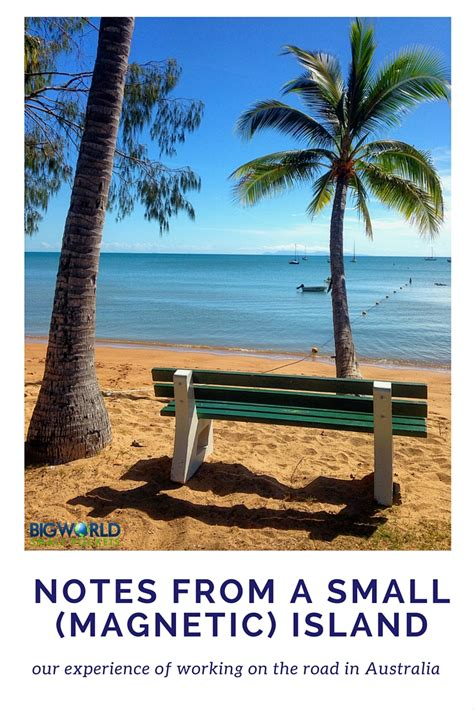 notes from a small notes from a small magnetic island big world small pockets