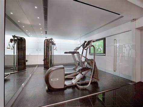 Salle De Fitness Design by Fabulous Room With Glass Doors For Modern Home Design