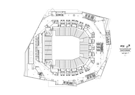 Arena Floor Plans | architecture photography perth arena arm architecture