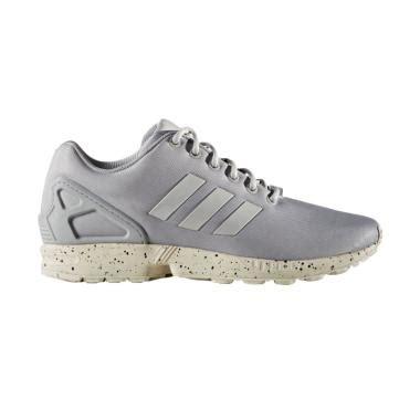 Harga Adidas Zx Flux Di Indonesia jual adidas zx flux clear onix casual sepatu olahraga pria