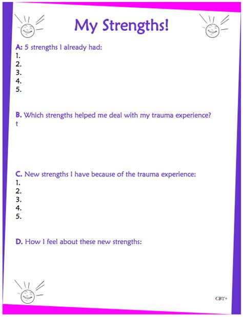 Free Printable Coping Skills Worksheets For Adults by Coping Skills Worksheet Bluegreenish