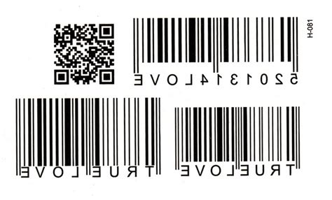 the barcode tattoo protagonist and antagonist two dimensional bar code character code emulation men and