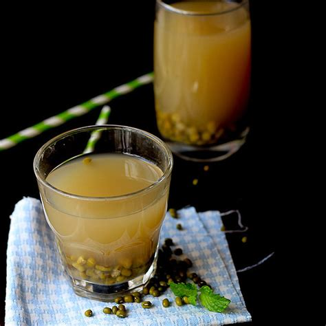 healthy chinese mung bean soup china sichuan food
