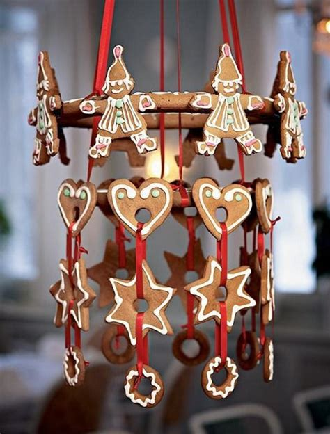 delicious gingerbread christmas home decorations digsdigs