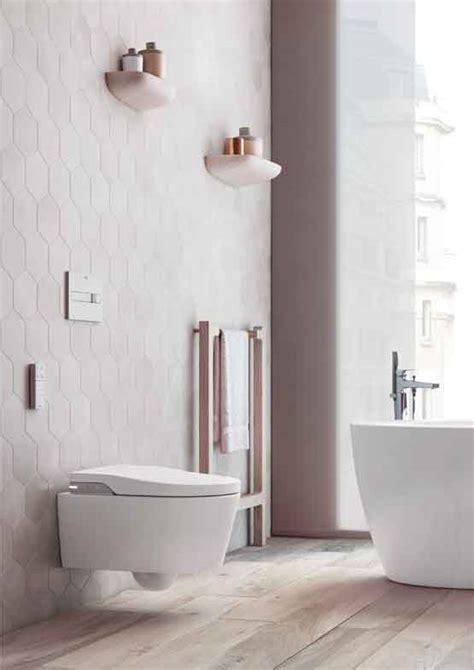 roca dusch wc kompletter komfort komplette kontrolle bad design