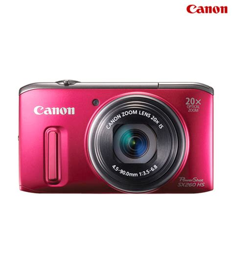 cheapest canon canon sx260 price rs 11 900 cheapest price from