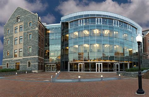 Georgetown Mcdonough Mba Employment Report by Business School Admissions Mba Admission
